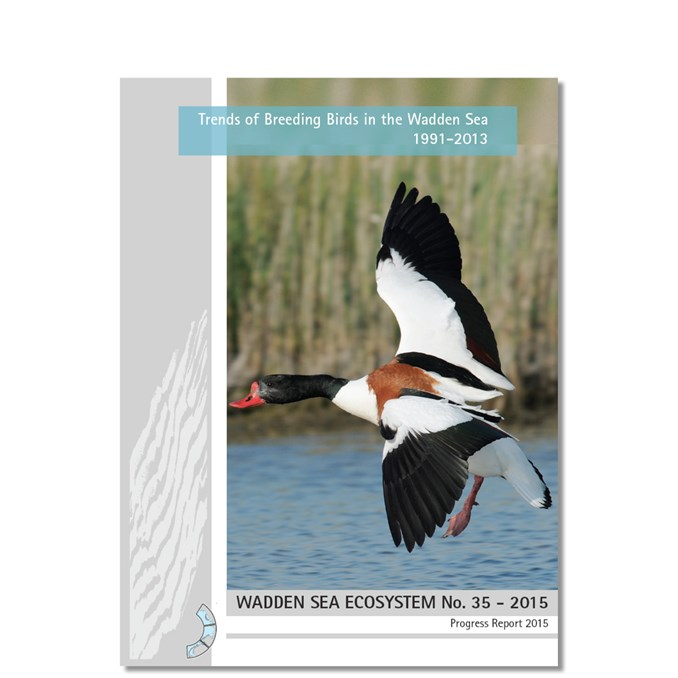 2015 Nationalpark Vadehavet Breeding Birds